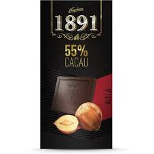 Chocolate Tablete 1891 Avelã 55% 90g Neugebauer