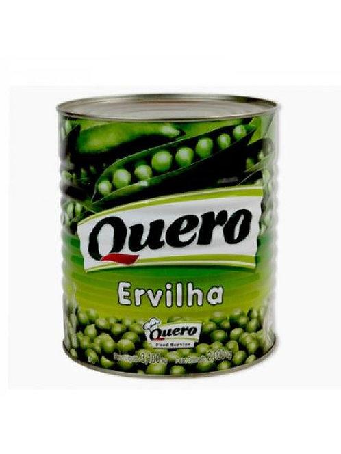 Lata de Ervilha Quero 2kg