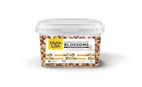 Blossoms Mona Lisa Chocolate Amargo e Branco 1kg Callebaut