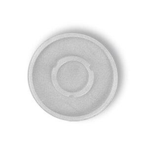 Tampa Plástica p/ Copo de EPS 08 OZ (237 ml) 100un Darnel