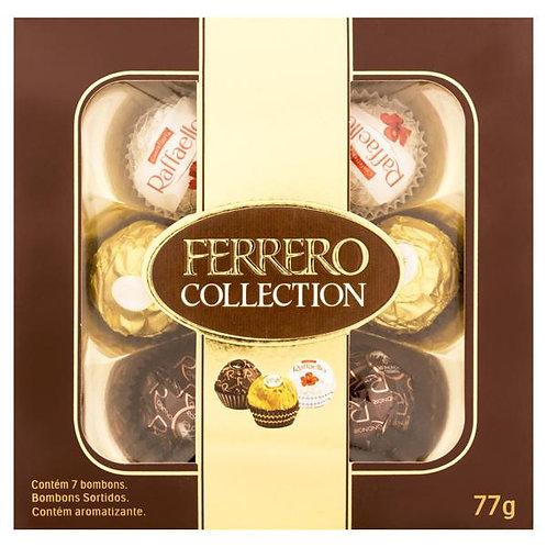 Bombom Ferrero Collection com 07un