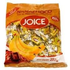Bala Nanachoco Pacote  200g Joice