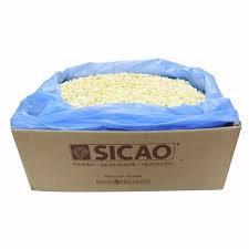 Cobertura Branco Sicao 10kg Kibbles