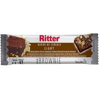Cereal Brownie Light 25g Ritter
