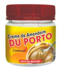 Creme de Amendoim 600g Du Porto