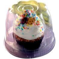 G 685 Embalagem p/ Cupcake Confeitaria Cristal Galvanotek