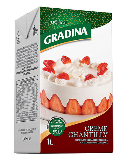 Chantilly Gradina TP 1l Johann