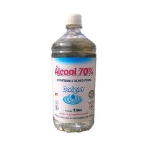 Alcool Líquido 70% 1Lt Dorigon
