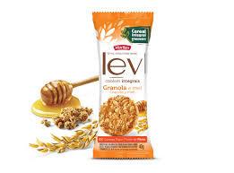 Biscoito Lev Cookie Integral Granola e Mel 40g Marilan