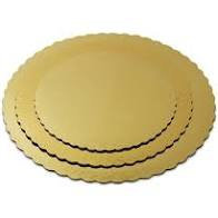 Cake Board 340mm Base Laminada p/Bolo- Pcte c/10 unid. Sulformas