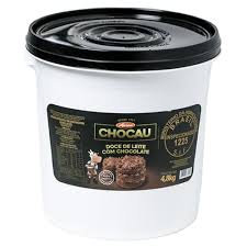 Doce de Leite c/Chocolate 4,8 KG Aurea