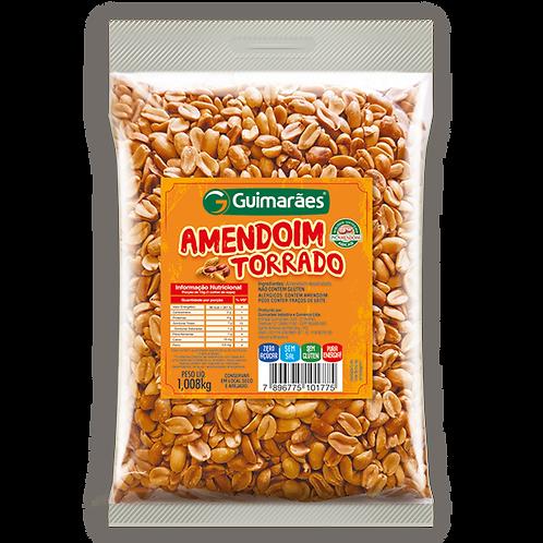 Amendoim Torrado 1kg - Guimarães