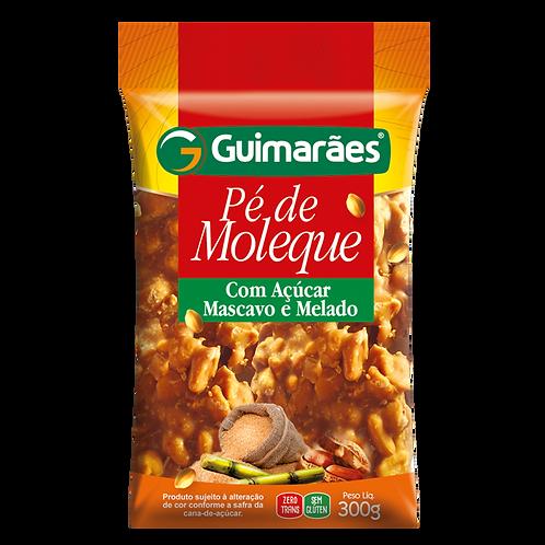 Pé de Moleque com Açúcar Mascavo Guimarães 300g