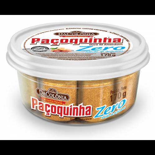 Paçoca Rolha Zero Açúcar Da Colônia 170g