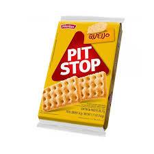 Biscoito Pit Stop Queijo 162g Marilan