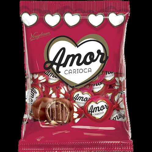 Bombom Amor Carioca Ao Leite 900g Neugebauer
