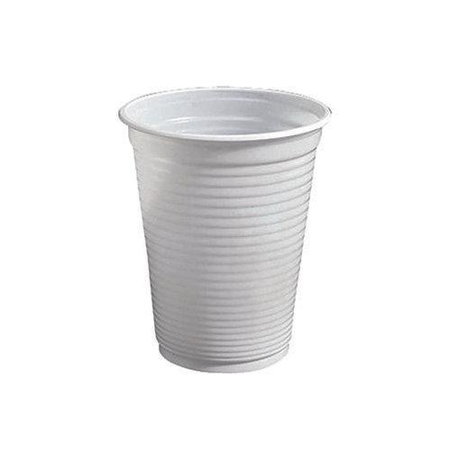 Copo Plástico 80ml Branco Dudigo com 100un