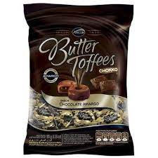 Bala Butter Toffees Chocolate Amargo 500g Arcor