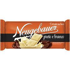 Chocolate Preto e Branco 14x100g Neugebauer