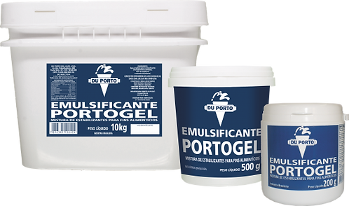Emulsificante Porto Gel Du Porto 3kg