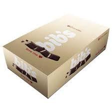 Chocolate Bib's Love Me  393,6g c/ 32un Neugebauer