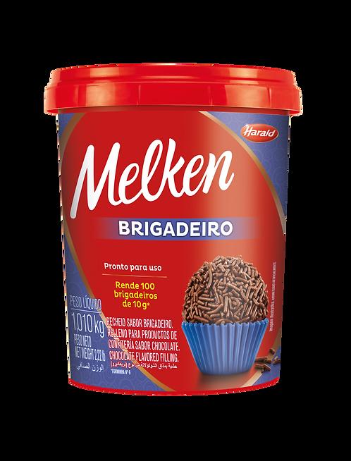 Brigadeiro sabor chocolate Melken 1,010 kg