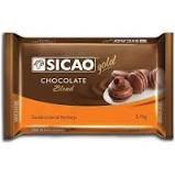 Chocolate  Sicao Gold Blend Barra de 2,1kgs.