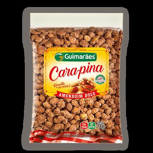 Amendoim Carapina Guimarães 200g