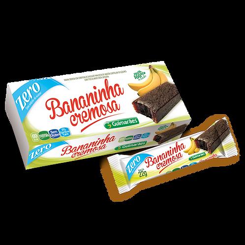 Bananinha Cremosa Zero 22g Guimarães
