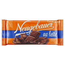 Chocolate Ao Leite 14x90g Neugebauer