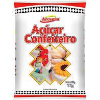 Açúcar de Confeiteiro 1Kg Arcolor