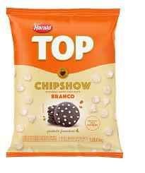Cobertura Chipshow  Branco Top  1,05 Kg Harald