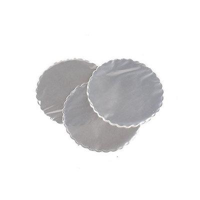 Fundo para doce transparente c/ 7cm - Emb. c/ 100 un Confesta
