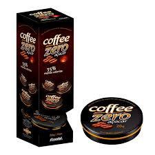 Bala Coffee Zero Açúcar 200g Display c/ 10un Florestal