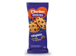 Biscoito Cookies Original 40g Marilan