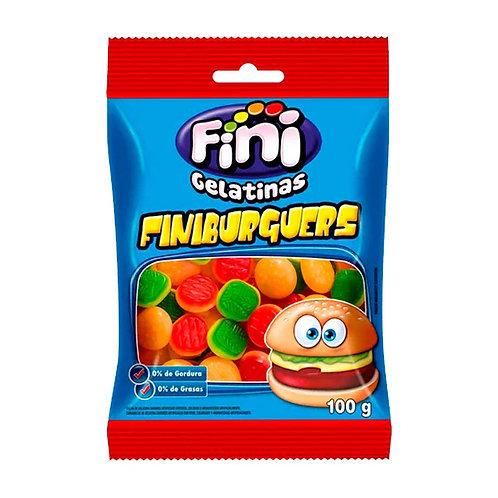 Bala Finiburguers 100g - Fini