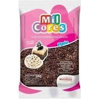 Flocos Macios Sabor Chocolate Mil Cores 150g Mavalério
