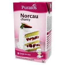 Chantilly Chanty Norcau Puratos 1lt