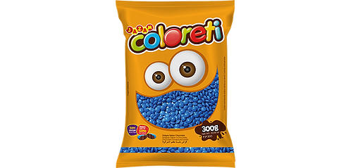 Coloreti Mini Azul Jazam 300g