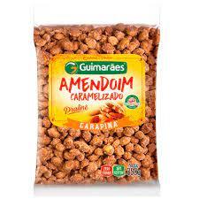 Amendoim Carapina 350g Guimarães