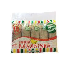 Banananinha Índia 200g
