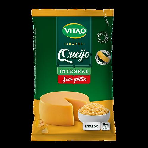 Snacks Integral de Queijo - 60g Vitao