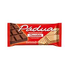 Wafer Padua Chocolate 100g Parati
