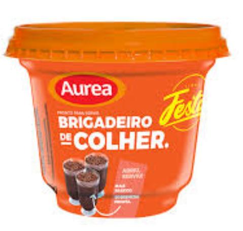 Brigadeiro de Colher Festa 385g - AUREA