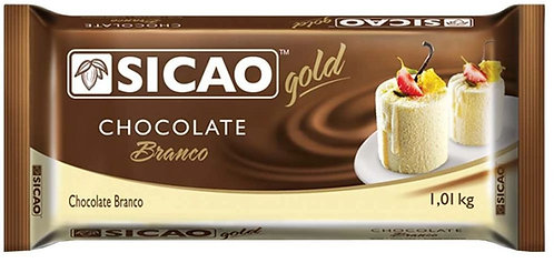 Chocolate Sicao Gold Branco 1,01kg