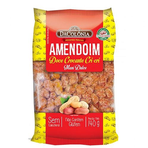 Amendoim Doce Cri-Cri Da Colônia 140g