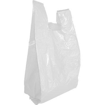 Sacolão Branco 60x80cm pct com 100un - KR Distribuidora