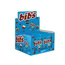 Bibs Chocolate ao Leite Display com 18un de 40g cada Neugebauer