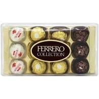 Bombom Ferrero Collection T12 Bandeja