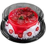 G 58CT Embalagem Torta Alta Goumert Preta Galvanotek